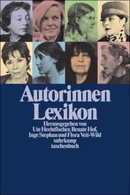 Autorinnen Lexikon