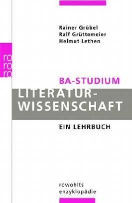 BA-Studium. Literaturwissenschaft