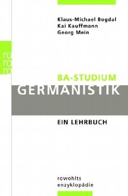 Ba-Studium Germanistik
