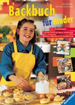 Backbuch für Kinder
