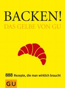 Backen! Das Gelbe von GU