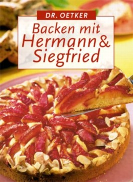 Backen mit Hermann & Siegfried
