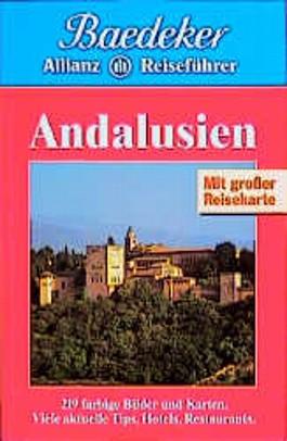 Baedeker Allianz Reiseführer, Andalusien