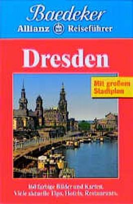 Baedeker Allianz Reiseführer, Dresden