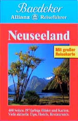 Baedeker Allianz Reiseführer, Neuseeland