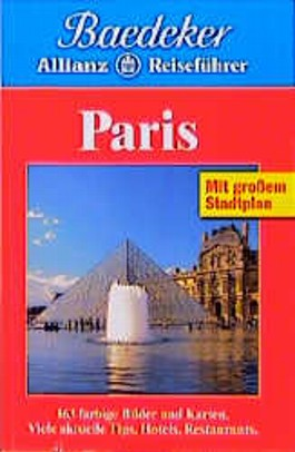 Baedeker Allianz Reiseführer, Paris