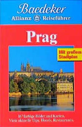 Baedeker Allianz Reiseführer, Prag