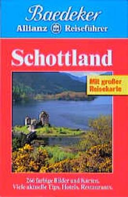 Baedeker Allianz Reiseführer, Schottland (Baedeker Allianz-Reiseführer)