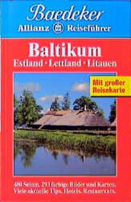 Baedeker Allianz Reiseführer Baltikum, Estland, Lettland, Litauen