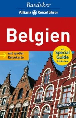 Baedeker Allianz Reiseführer Belgien
