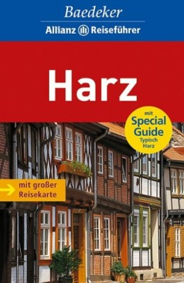 Baedeker Allianz Reiseführer Harz