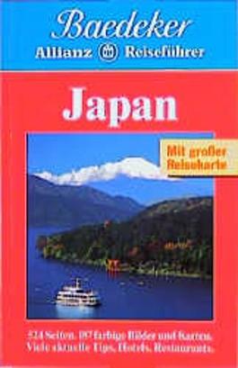 Baedeker Allianz Reiseführer Japan