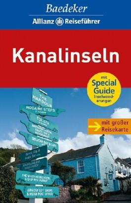 Baedeker Allianz Reiseführer Kanalinseln