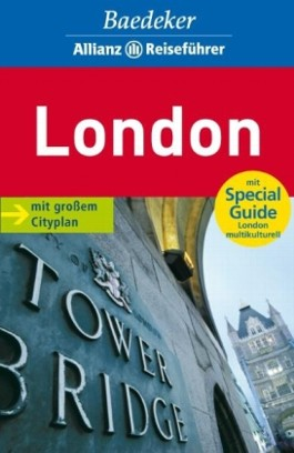 Baedeker Allianz Reiseführer London