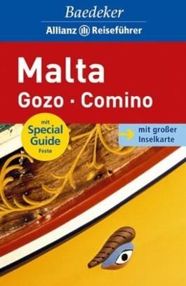 Baedeker Allianz Reiseführer Malta, Gozo, Comino