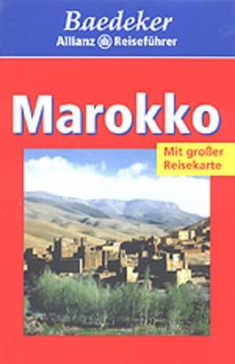 Baedeker Allianz Reiseführer Marokko