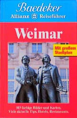 Baedeker Allianz Reiseführer Weimar