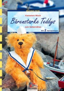 Bärenstarke Teddys zum Selbernähen