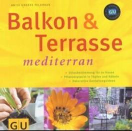 Balkon & Terrasse mediterran