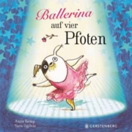 Ballerina auf vier Pfoten