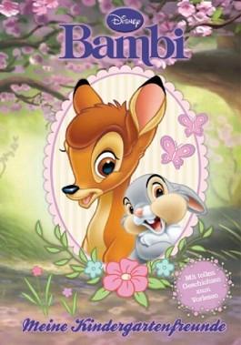 Bambi Kindergarten-Freundebuch