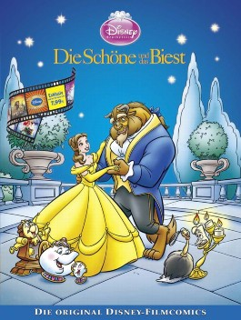 BamS-Edition, Disney Filmcomics: Die Schöne und das Biest