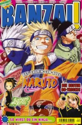 Banzai!. Bd.11/2004