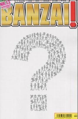 Banzai!. Bd.13 (11/2002)
