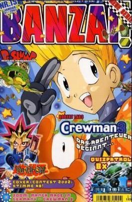 Banzai!. Bd.15 (01/2003)