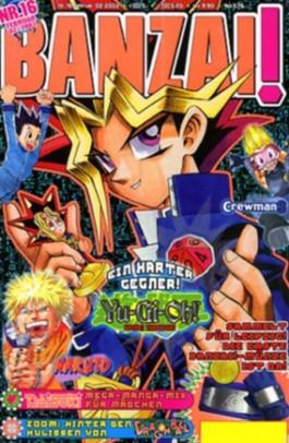 Banzai!. Bd.16 (02/2003)