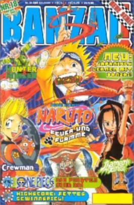 Banzai!. Bd.18 (04/2003)