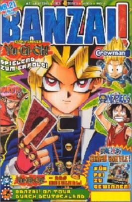 Banzai!. Bd.21 (07/2003)