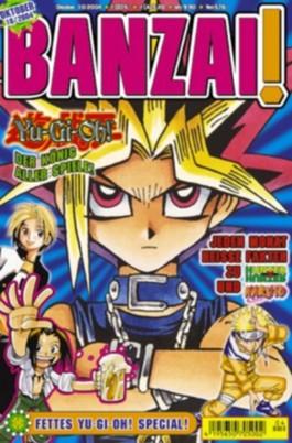 Banzai!, m. CD-ROM. Bd.36 (10/2004)