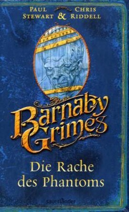 Barnaby Grimes - Die Rache des Phantoms
