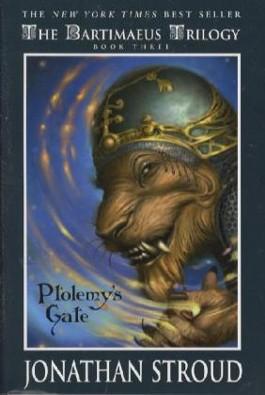 Bartimaeus Trilogy, The: Ptolemy's Gate - Book #3 (Bartimaeus Trilogy)