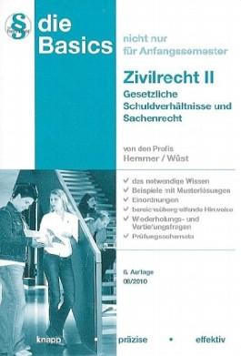Basics Zivilrecht II