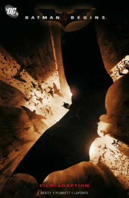 Batman Begins, Film-Adaption. Die Welt des dunklen Ritters