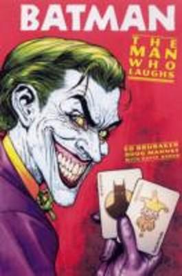 BATMAN MAN WHO LAUGHS