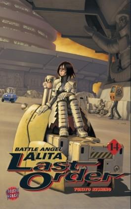 Battle Angel Alita - Last Order, Band 14