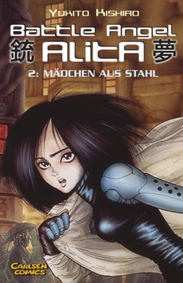 Battle Angel Alita, Band 2