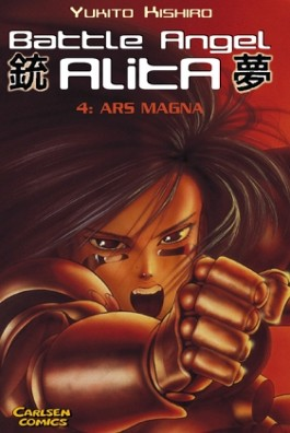 Battle Angel Alita, Band 4
