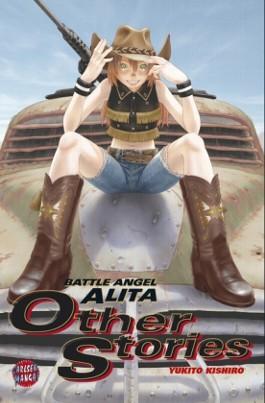 Battle Angel Alita: Other Stories