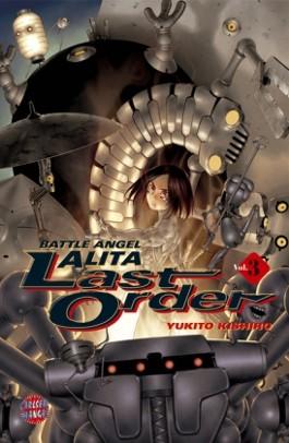 Battle Angel Alita Last Order / Battle Angel Alita - Last Order, Band 3
