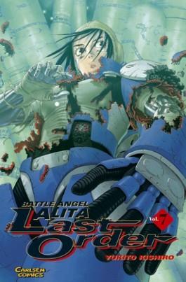 Battle Angel Alita Last Order / Battle Angel Alita - Last Order, Band 7