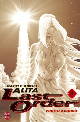 Battle Angel Alita Last Order / Battle Angel Alita - Last Order, Band 9