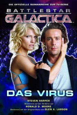 Battlestar Galactica - Das Virus. Bd.3
