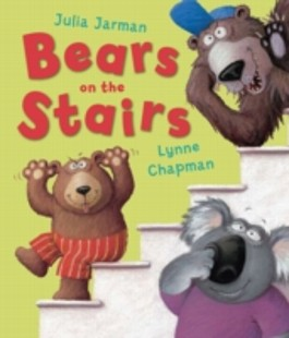 Bears on the Stairs