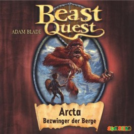 Beast Quest - Arcta, Bezwinger der Berge, 1 Audio-CD