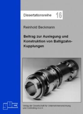 Beitrag zur Auslegung und Konstruktion von Balligzahn-Kupplungen