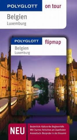 Belgien - Buch mit flipmap